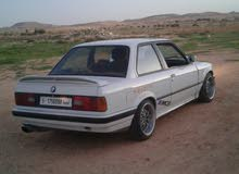 Used condition BMW 325 1990 with +200,000 km mileage