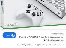 Used Xbox One up for immediate sale in Jeddah