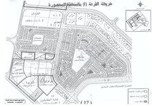 أرض 480م بسعر تجارى بالمحصورة أ