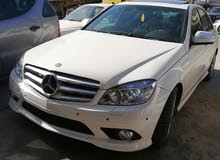 Used condition Mercedes Benz C 300 2009 with 1 - 9,999 km mileage