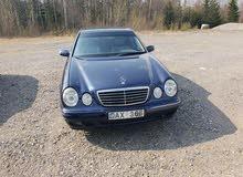 مرسيدس E280  Amg 4ماتك 2002