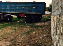 Used Trailers in Zawiya is available for sale