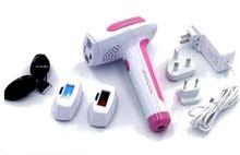 جهاز الليزر لإزالة الشعر / جهاز إزاله الشعر بالليزر / الجهاز ليزر lescolton home