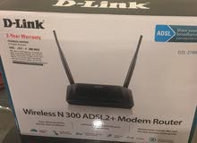 راوتر Dlink - ADSL