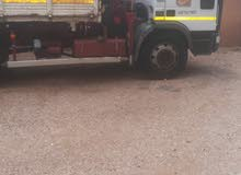 A Truck is available for sale in Gharyan