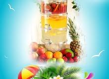 موزع عصير