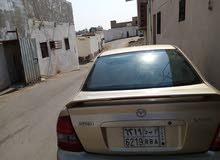 سيارة مازدة نظيفه للاتصال 0503598289