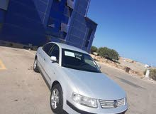 2003 Used Passat with Manual transmission is available for sale