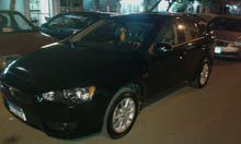 Lancer 2015 for rent in Cairo