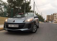 New Mazda 3 2013