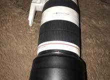للبيع عدسه كانون zoom lens EF 100-400 mm
