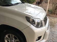 Toyota Prado in Basra