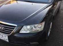 Hyundai Sonata 2008 For sale - Black color