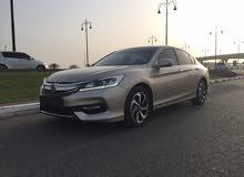 Honda Accord 2017 - Dubai