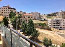 شقة للبيع على مدخل السلط / شفا العامرية (المسيه) -خلف مسجد الجغبير