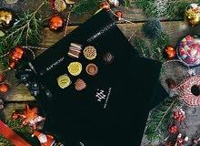 مصنع NIN CHOCOLATE مطلوب وكلاء ومستوردين لمنتجاتنا الشكولاتة بجميع انواعها