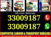 All over Bahrain professional mover packer removel furniture house Villa office