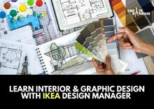 Learn Design with IKEA Design Manager (Interior & Graphic)