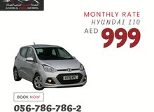 استأجر سيارة ابتداءً من 990 درهم شهرياً - Rent A Car starting from AED 990 per month.