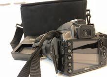 كاميرا نيكون تصوير