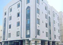 شقه 6غرف بمنافعها حي المروه 3 شمال شارع حراء