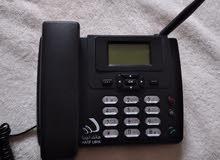 هاتف ريفي بالعقد للبيع