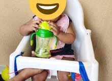 Baby high chair for feeding