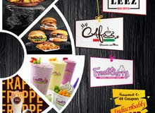 Booklet of vouchers of Chili House & My Cafe & Fresh Berry