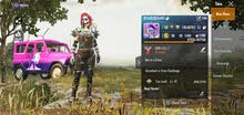 pubg mobile account for sell