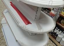 عارضة وسطية باخرة مستعمل جدا نظيف الطول 2 متر العرض 1متر