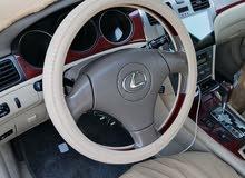 لكزس es300 للبيع موديل2003