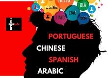 Language Courses (Arabic, Spanish, French, Portuguese, Chinese)