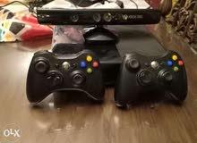 xbox 360+Kinect+دراعين