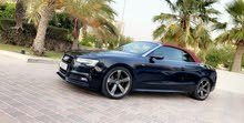 Audi cabriolet A5 convertible 2015