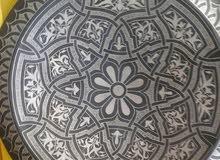 تحف من الصناعة التقليدية المغربية تحف قيمة من المعدن المزخرف بالفضة