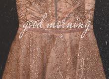 فستان خطوبة او ملكة فخم جداً
