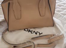 Beige DKNY Hand Bag