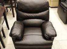 كرسي راحة هزاز ودوار طبي مريح للجسم