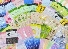 50ماسك ورقي مع عدسات حسب الطلب 15000