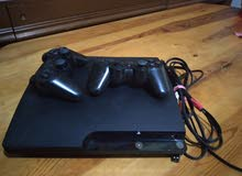 playstation 3 500GB 2 manet original  work with internet and flash (HEN)