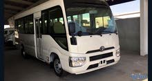 Toyota Coaster - Automatic for rent