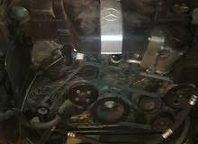 للبيع ماكينة مرسيدس موديل E240 موديل 2005