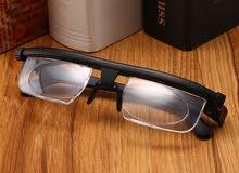 نظارات تكبير وتوضيح