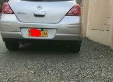 100,000 - 109,999 km Nissan Tiida 2012 for sale