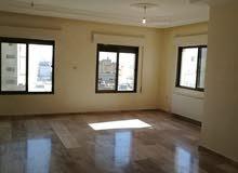 شقة فارغة للايجار خلدا 5000دينار 190م