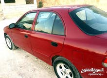 Hyundai Accent car for sale 1997 in Zarqa city
