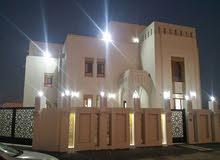 لا تفوتها شقة جديدة بالمعبيلة السادسة مساحة 140م  For rent in Mabella six