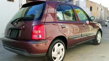 Manual Maroon Nissan 2001 for sale
