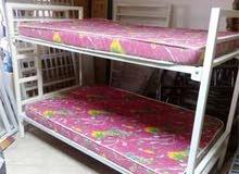 سرير حديد دورين و ثلاثة ادوار