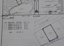 تم تخفيض السعر ارض سكنية في ولاية بوشر منطقة الانصب موقع جدا جميل كل الخدمات متو